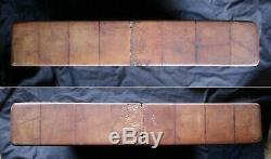 15x20 Antique Vintage Maple Wood Wooden Butcher Chopping Block Cutting Board