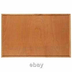 30 x 48 Rectangle Butcher Block Style Table Top