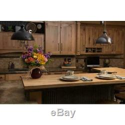 Butcher Block Countertop Antimicrobial Unfinished Birch Hardwood Closed Grain