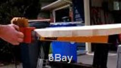 Countertop Butcher Block Wood Table Kitchen Hardwoood Unfinished Birch 4X2 Ft