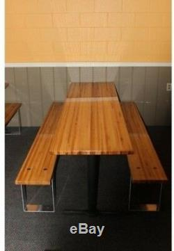 Forever Joint Hard Maple 36' X 60' Butcher Block Top