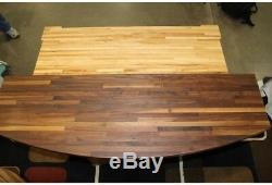 Forever Joint Walnut 1-1/2 X 18 X 72 Butcher Block Top