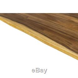 Hardwood Reflections 6 ft. L x 2 ft. 1 in. D x 1.5 in T Butcher Block Countertop