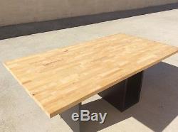 Ikea Numerar 700.864.15 Countertop Table Top Butcher Block Birch