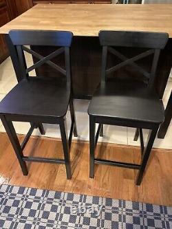 Ikea Vadholma Kitchen Island and chairs