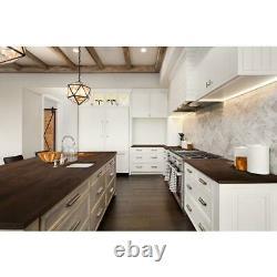 Interbuild Butcher Block Countertop 6' L x 25 D x 1 T Acacia