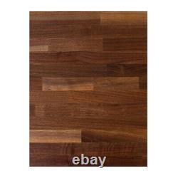 John Boos Blended Walnut Wood Cutting Board Island Top Butcher Block (Used)