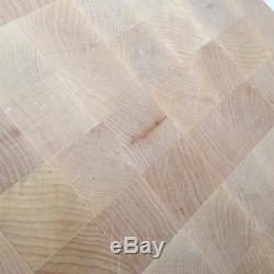 John Boos Block WAL-CCB183-R Classic 18 Round Maple Wood Chopping Block