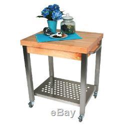 John Boos CUCT04 Cucina Technica Cart
