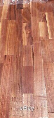 John boos Butcher Block Counter/Table Top Blended Walnut 60×25×1 1/2
