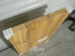 Lista Butcher Block Wood Workbench Top 40-5/16 x 22-1/2 x 1-3/4 XSHS1BCT