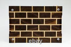 Luxury end grain cutting board