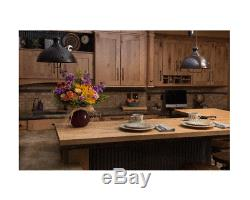 Solid Wood Butcher Block Kitchen Countertop Home Cutting Board Unfinished