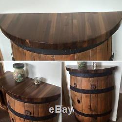 Walnut Edge Grain Butcher Block Top 1-1/2x26x96 Kitchen Countertop