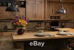 Wood Butcher Block Kitchen Counter Top Cutting Board Unfinished Birch Wood New