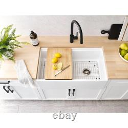 Wood Butcher Block Kitchen Countertop 4ft x 25 x 1.5 Cutting Board Unfinished