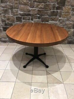 2017 Restaurant Butcher Block Tables 2.5 Épais! 48 Ronde