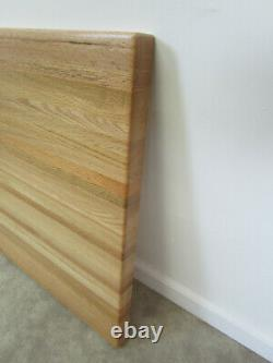 24 X 24 X 1.5 Maple Wood Butcher Block Counter Top Cutting Board Commercial
