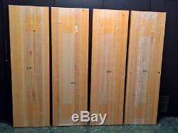 60 X 18 X 1,75 In. Bois Butcher Block Contre-top Maple Régénérés Vers 1997