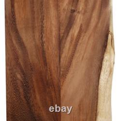Acacia 4 Pi L X 12 Po. D X 1,25 In. T Boucher Block Countertop In Oiled Stain