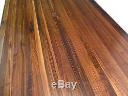 Armani Fine Woodworking Noyer Butcher Block Countertop