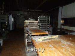 Bâton En Bois Boulanger Table / Banc De Travail 12x5