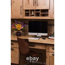Birch Lisse Non Fini 4 Ft L X 25 En D X 1,5 En T Butcher Block Countertop