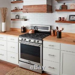 Butcher Block Comptoir De Cuisine En Bois Fini Hevea 74x39x1.5 En Nouveau