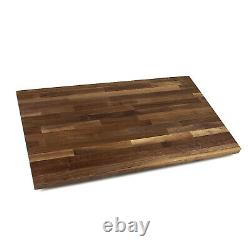 John Boos Walnut Wood Cutting Board Tabletop Butcher Block (open Box)
