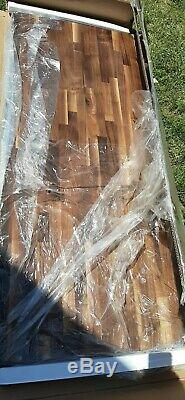 John Butcher Bloc Comptoir Blended Noyer 60 X 25 X 1 1/2