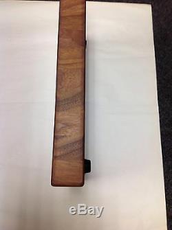 Noyer Noir Butcher Block Planche À Découper Nouveau Fin Grain 16 X 20with Sap Modèle