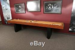 Shuffleboard Table Arcade Jeu Bloc De Boucher Massif Rétro Vintage Pub Score