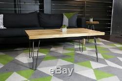 Table Basse Bloc Boucher (sur Commande)