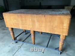 Table De Bloc Boucher