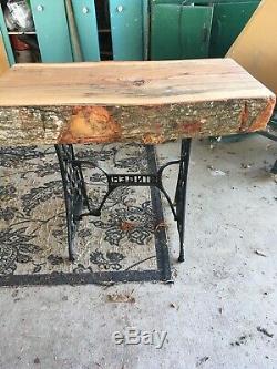 Table De Bloc Boucher Live Edge