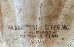 Vintage Maple Butcher Block Table 30 X 30 Et Mesure 34